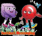 Challenge B Logo - Instinct Messaging