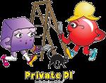 Challenge D Logo - Private DI