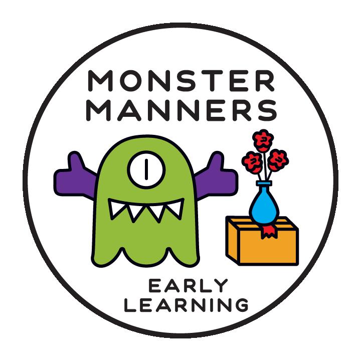 Monster Manners Logo