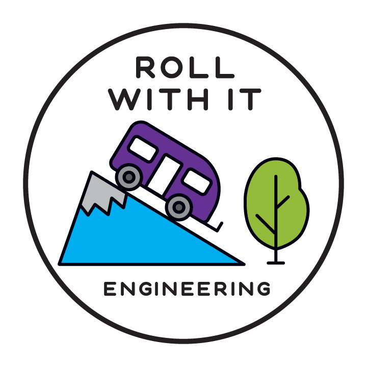 Roll With It Logo