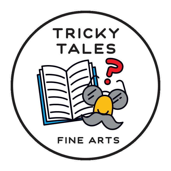 Tricky Tales Logo